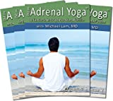 Dr Lam's Adrenal Yoga Exercise DVD Set Volume 1-4 with Free Additional Downloadable Content