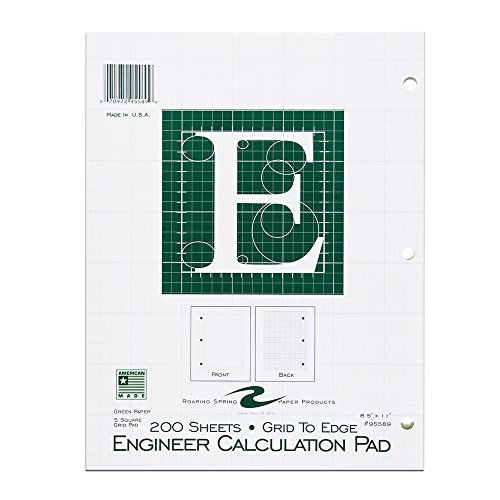 quad grid notebook - 9