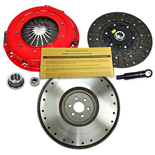 EFT STAGE 1 CLUTCH KIT & OE FLYWHEEL for 86-95 FORD MUSTANG GT LX COBRA SVT 5.0L