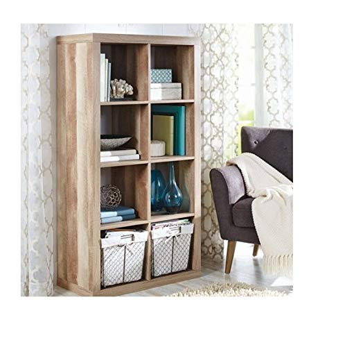 Better Homes and Gardens.. Bookshelf Square Storage Cabinet 4-Cube Organizer (Weathered) (White, 4-Cube) (Weathered, 8-Cube) from Better Homes and Gardens..