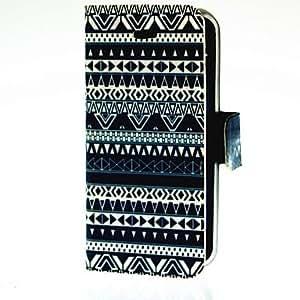 ZXM-Patrón serie azteca caso de cuerpo completo para iphone 5/5s