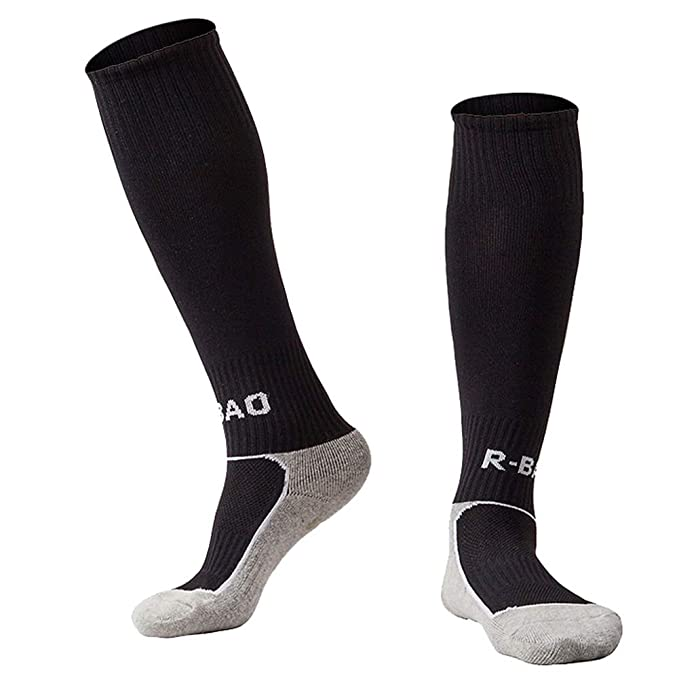 Amazon.com: Quickshark - Calcetines de fútbol para niños ...