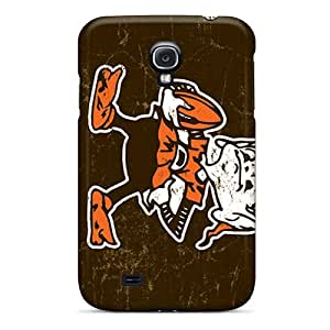 Forever Collectibles Cleveland Browns Hard Snap-on Galaxy S4 Cases