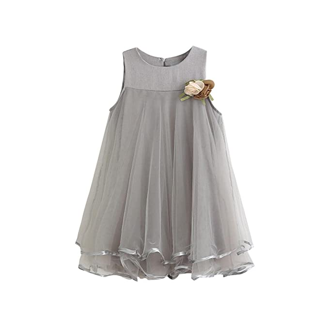 vestido de niña, K-youth® vestido de princesa vestido de fiesta de cumpleaños
