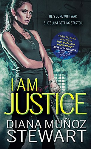 I Am Justice (Black Ops Confidential)