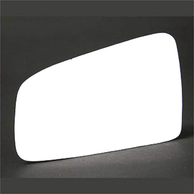 Right Driver side Flat Wing mirror glass for Vauxhall Zafira B 2009-2014 plate