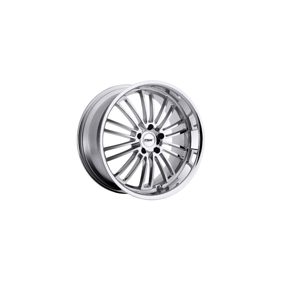 17x8 TSW Nardo (Chrome) Wheels/Rims 5x120 (1780NAR205120C76)