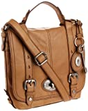 Fossil  Maddox Organizer Flap ZB4501 Cross Body,Camel,One Size
