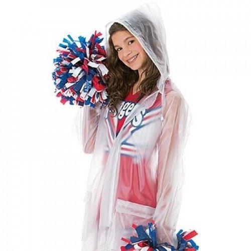 Cheerleading Company Clear Rain Jacket product image