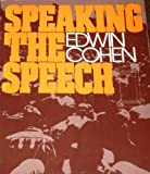 Speaking the Speech, Edwin Cohen, 0030420016