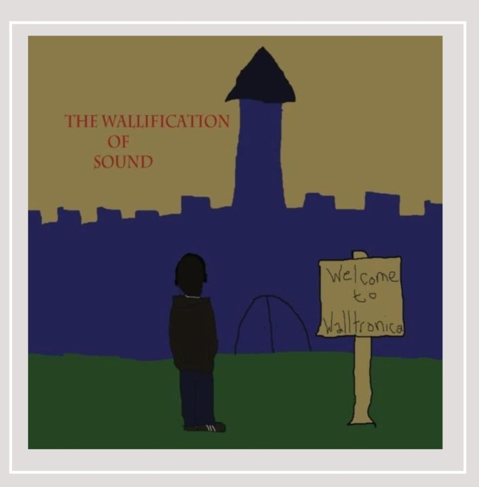 CD : Glitch - Wallification of Sound (CD)