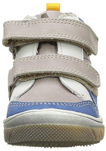 Babybotte Argile 1B4287 - Zapatillas con velcro para niños Marrón (159 Taupe)