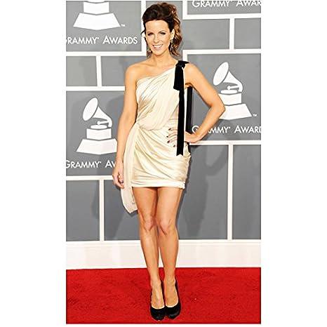 Black Grammy Dress