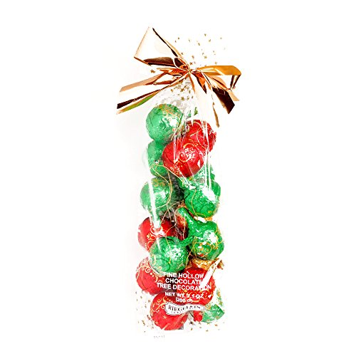 Riegelein Chocolate Tree Decoration (1 Unit Per Order) - Gourmet Christmas Gift for the Holidays