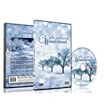 Christmas DVD - Falling Snow & Winter Wonderland with Beautiful Winter Scenery and Snowfalls