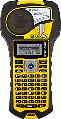 Brady Handheld Label Printer