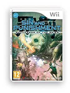 Wii Sin & Punishment: Successor of the Skies
