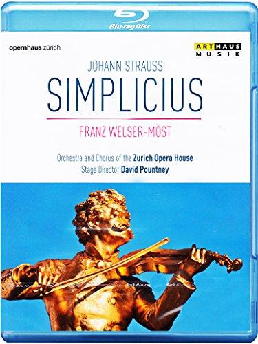 Michael Volle - Simplicius (Blu-ray)