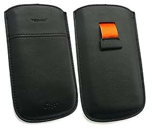 Tech21 MA18912 Estuche de extracción Negro funda para teléfono móvil - fundas para teléfonos móviles (Estuche de extracción, Sony, Xperia Go, Negro)