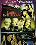 Cruel Intentions 1, 2, and 3