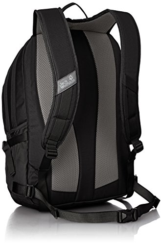Jack Hiking Jack Outdoor Unisex Dayton Wolfskin Black Dayton Backpack Wolfskin OqxrO7