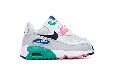 lowest price aa86a bb89b Nike Air Max 90 LTR (td) Toddler 833416-110 Size 9