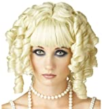 WMU - Wig Ghost Doll Blonde
