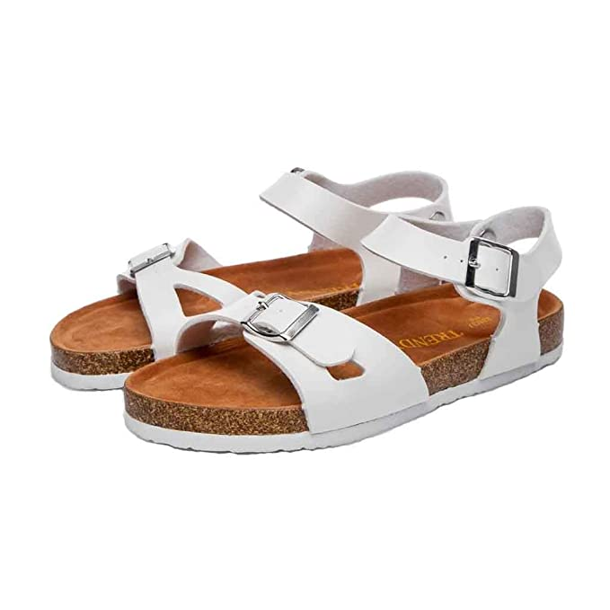 Darringls_Sandalias de Verano Mujer,Sandalia Punta Abierta calados Zapato Punta Redonda Botines Sandalias de Playa: Amazon.es: Ropa y accesorios
