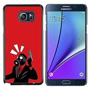 """Be-Star Único Patrón Plástico Duro Fundas Cover Cubre Hard Case Cover Para Samsung Galaxy Note5 / N920 ( Spy Psycho - B0Rderlands juego del juego de Tf"""" )"""