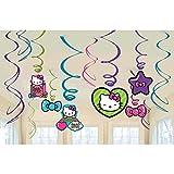 Hello Kitty Rainbow Decorations Birthday Party