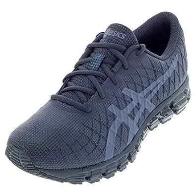 ASICS Gel-Quantum 180 4 Men's Running Shoe, Tarmac/Steel Blue, 7 D US