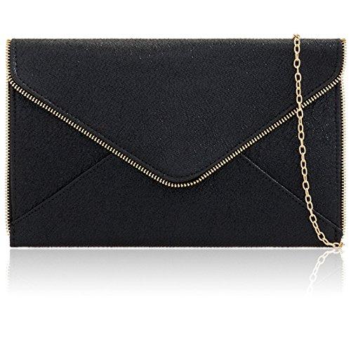 London Xardi femme Pochette Noir pour 0qwdq4g
