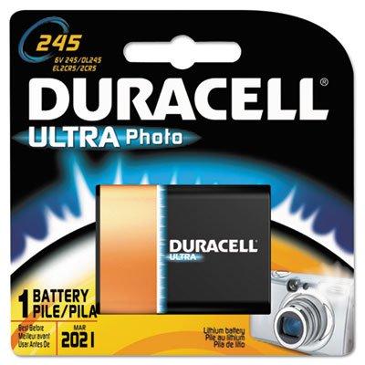 Duracell 6v Lithium Photo Battery - 8