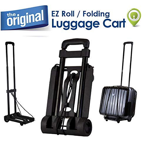 - Cloudz EZ Roll Luggage Cart