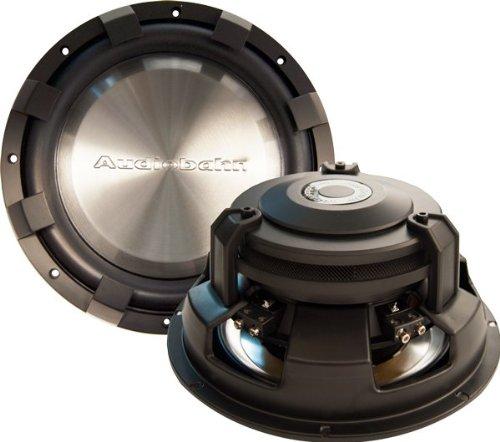 Audiobahn Aw1204m 12 Inch 1100w Dual Sound Q Series