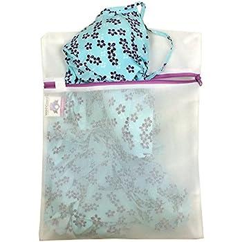 Amazon Com Washguard Lingerie Bags For Laundry Zippered