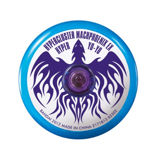Hyper Yo-yo Hypercluster MB-S4 Pad II Loop Mach phoenix EX by Bandai
