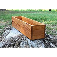 "24"" New Cedar Planters Box (5 - Tall Version)"