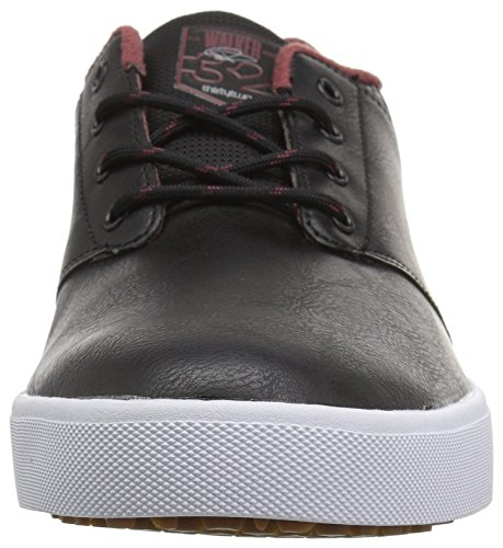 Etnies Thirty Two JP Walker Schuh Jameson MTW Schwarz-Grau-Rot Black/grey/red