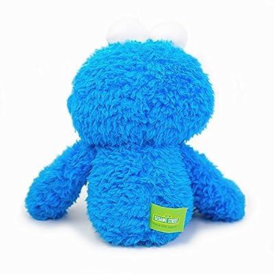 Gund Sesame Street Cookie Monster Take Along Stuffed Animal: Toy: Toys & Games