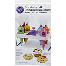 Wilton Cake Decorating Icing Bag Stand, 6-Cavity