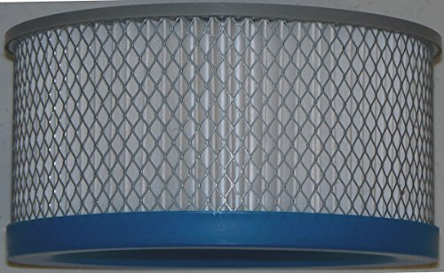 - Oreck Hospitality CART-09 COMPACTO Motor Filter Meets ULPA Quality Standards, Blue