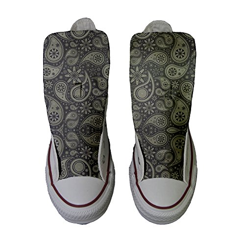 Converse All Star zapatos personalizados (Producto Handmade) Indian Paisley