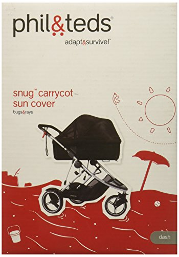 phil&teds Sun Cover for Dash Carrycot by phil&teds