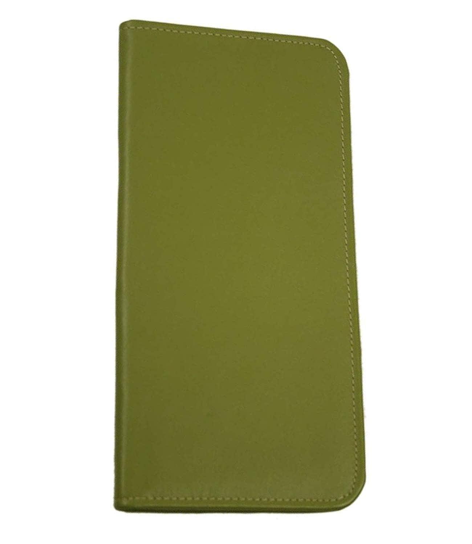 Piel Custom Personalized PASSPORT//TICKET HOLDER