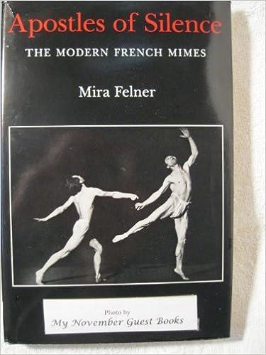 Libros Para Descargar Apostles Of Silence: Modern French Mime Fariña PDF