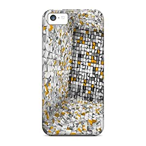 Hot New 3d Pattern Cases Covers For Iphone 5c With Perfect Design