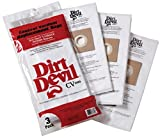 Dirt Devil CV950, CV950LE, RV2000 Maxum Central Vac Bags (9 Bags)