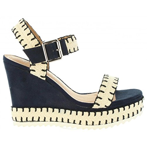 URBAN Sandali per Donna SX003199-B6600 Navy Size-Map 38