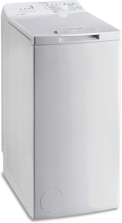 Privileg PWT A51252P (DE) Toplader Waschmaschine / A++ / 5 kg / 1200 UpM / Startzeitvorwahl / Extra Waschen / Extra Spülen / Wolle-Programm / RapidWash-Programme unter 59 Minuten: Amazon.de: Elektro-Großgeräte - Privileg Waschmaschine
